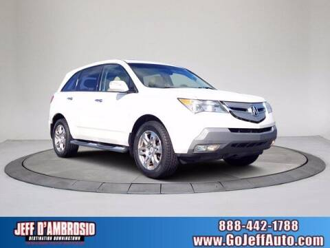 2009 Acura MDX for sale at Jeff D'Ambrosio Auto Group in Downingtown PA