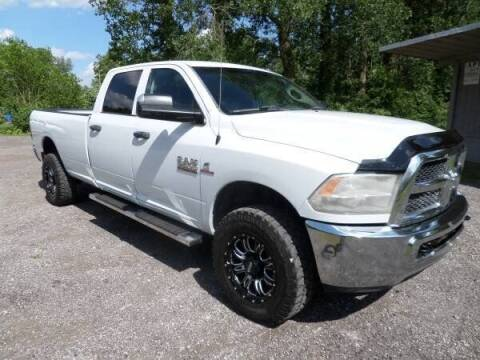 2015 RAM Ram Pickup 2500 for sale at Apex Auto Sales LLC in Petersburg MI