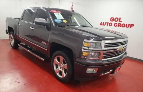 2014 Chevrolet Silverado 1500 for sale at GOL Auto Group in Austin TX