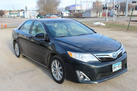 2012 Toyota Camry for sale at Rochester Auto Mall in Rochester MN