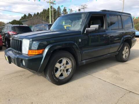 2006 Jeep Commander for sale at Super Trooper Motors in Madison WI