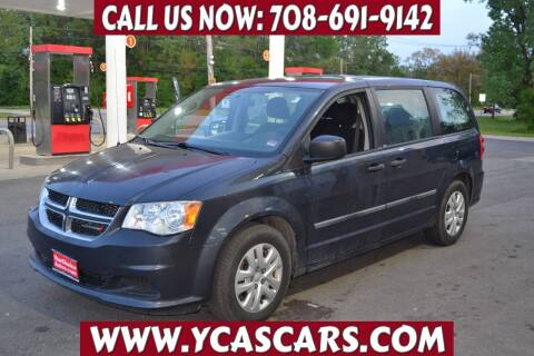 2014 Dodge Grand Caravan for sale at Your Choice Autos - Crestwood in Crestwood IL
