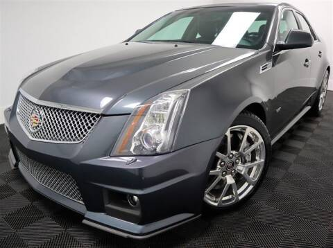 2009 Cadillac CTS-V for sale at CarNova in Stafford VA