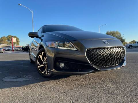 2016 Honda CR-Z for sale at Boktor Motors in Las Vegas NV