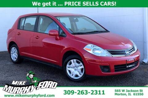 2010 Nissan Versa for sale at Mike Murphy Ford in Morton IL
