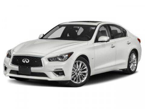 2019 Infiniti Q50 for sale at BILLY D SELLS CARS! in Temecula CA