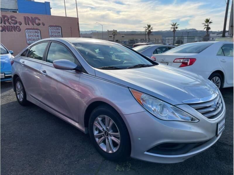 2014 Hyundai Sonata for sale at SF Bay Motors in Daly City CA