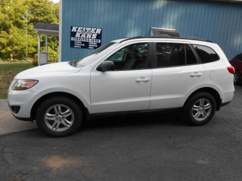 2011 Hyundai Santa Fe for sale at Keiter Kars in Trafford PA