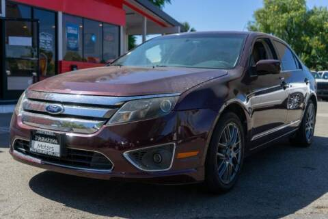 2011 Ford Fusion for sale at Phantom Motors in Livermore CA