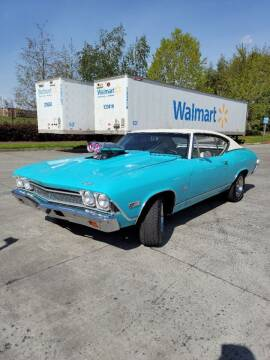 1968 Chevrolet Chevelle for sale at RICKIES AUTO, LLC. in Portland OR