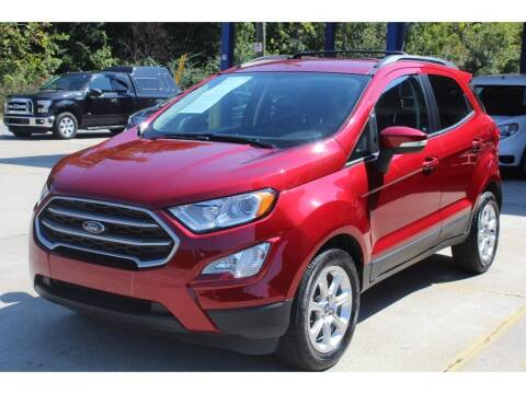 2019 Ford EcoSport for sale at Inline Auto Sales in Fuquay Varina NC