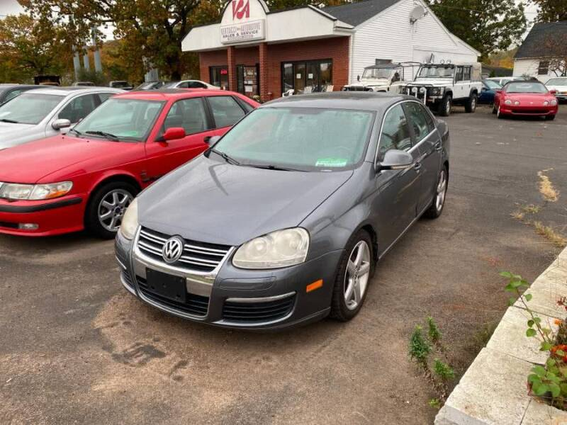 2006 Volkswagen Jetta for sale at Vertucci Automotive Inc in Wallingford CT