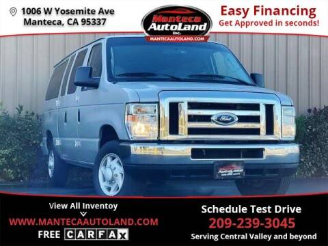 2008 Ford E-Series Wagon for sale at Manteca Auto Land in Manteca CA
