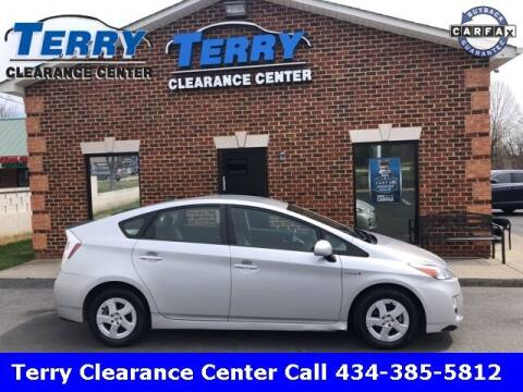 2010 Toyota Prius for sale at Terry Clearance Center in Lynchburg VA