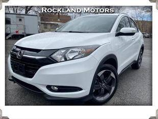 2018 Honda HR-V EX-L w/Navi