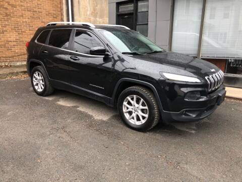 2014 Jeep Cherokee for sale at Diehl's Auto Sales in Pottsville PA