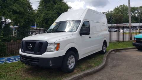 2014 Nissan NV Cargo for sale at A & A IMPORTS OF TN in Madison TN