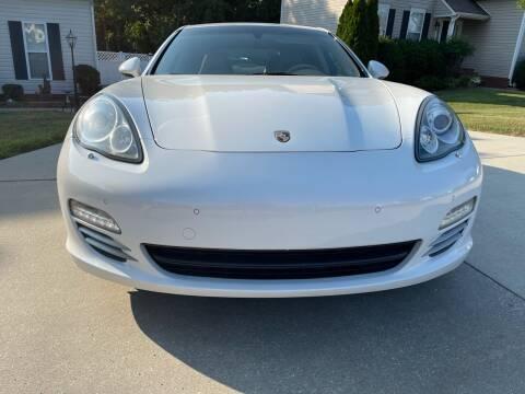 2012 Porsche Panamera for sale at A & R Motors in Richmond VA