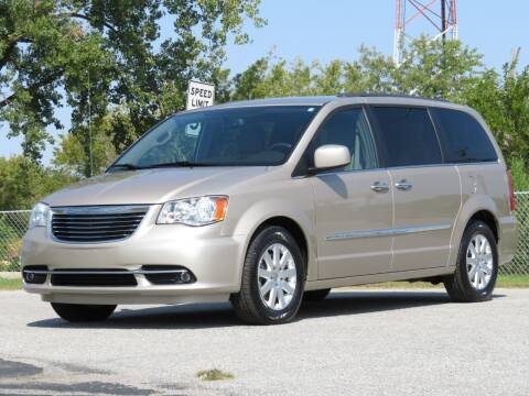 2015 Chrysler Town and Country for sale at Tonys Pre Owned Auto Sales in Kokomo IN