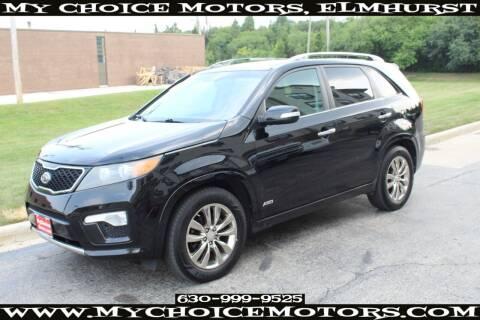 2011 Kia Sorento for sale at Your Choice Autos - My Choice Motors in Elmhurst IL