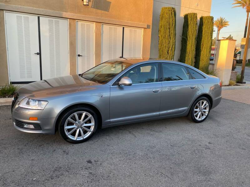 2010 Audi A6 for sale at California Motor Cars in Covina CA