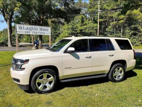 2015 Chevrolet Tahoe for sale at McLaughlin Motorz in North Muskegon MI