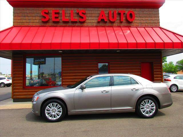 2014 Chrysler 300 for sale at Sells Auto INC in Saint Cloud MN