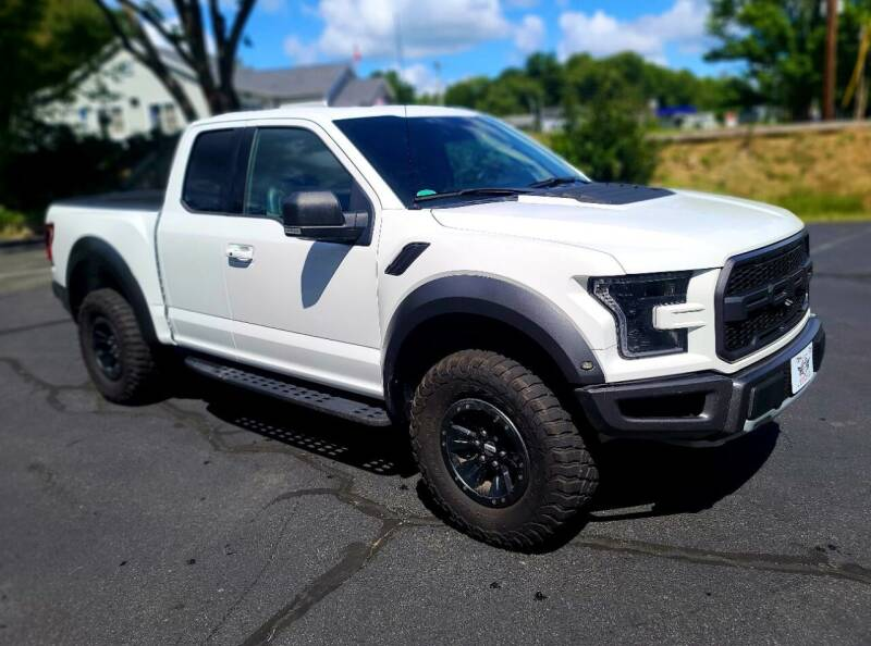 2018 Ford F-150 for sale at Flying Wheels in Danville NH