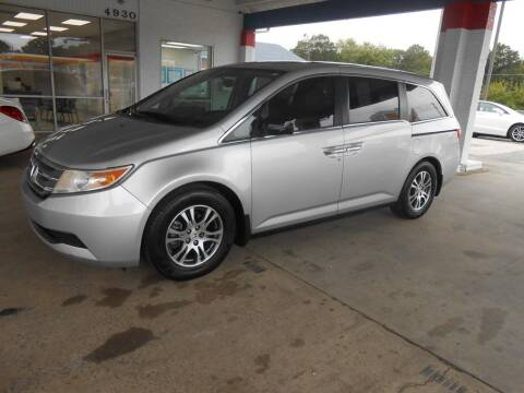 2013 Honda Odyssey for sale at Auto America in Charlotte NC