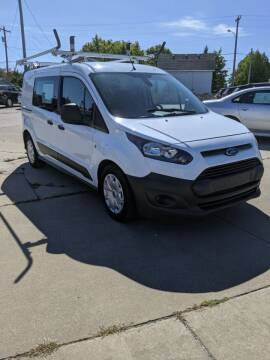 2017 Ford Transit Connect Cargo for sale at Hudson Motor Sales in Alpena MI