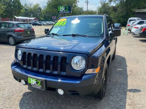 2015 Jeep Patriot for sale at BK2 Auto Sales in Beloit WI