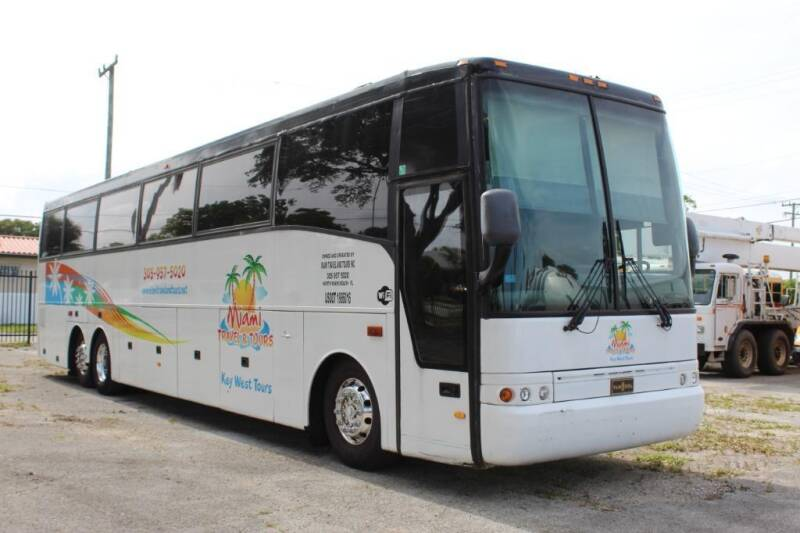 2000 Van Hool T2100 for sale at Truck and Van Outlet in Miami FL
