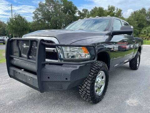 2018 RAM Ram Pickup 3500 for sale at Gator Truck Center of Ocala in Ocala FL