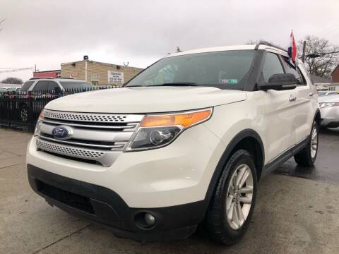 2011 Ford Explorer for sale at Crestwood Auto Center in Richmond VA