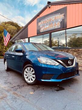 2019 Nissan Sentra for sale at Harborcreek Auto Gallery in Harborcreek PA