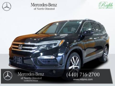 2016 Honda Pilot for sale at Mercedes-Benz of North Olmsted in North Olmstead OH