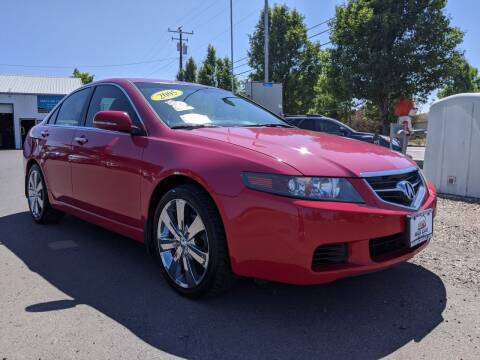 2005 Acura TSX for sale at M AND S CAR SALES LLC in Independence OR