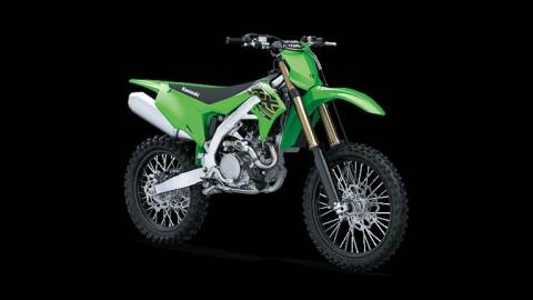 2021 Kawasaki KX 450F for sale at GT Toyz Motor Sports & Marine - GT Kawasaki in Halfmoon NY