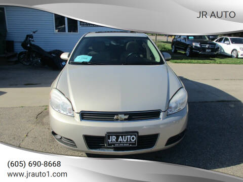 2011 Chevrolet Impala for sale at JR Auto in Brookings SD