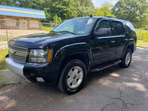 2007 Chevrolet Tahoe for sale at GA Auto IMPORTS  LLC in Buford GA