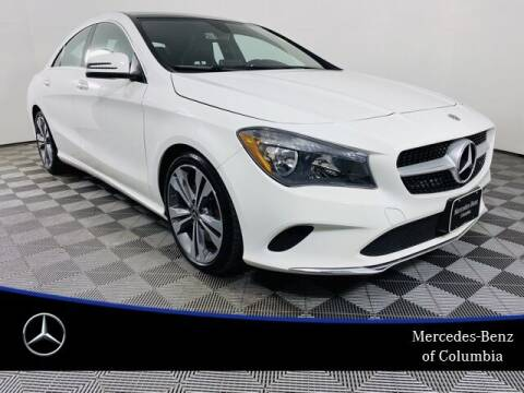 2019 Mercedes-Benz CLA for sale at Preowned of Columbia in Columbia MO