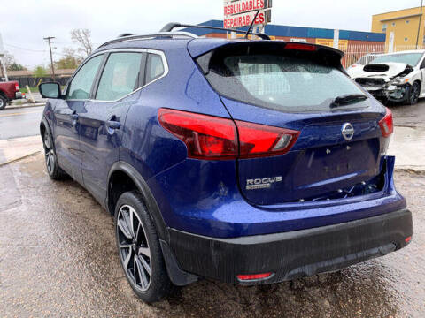2018 Nissan Rogue Sport for sale at ELITE MOTOR CARS OF MIAMI in Miami FL