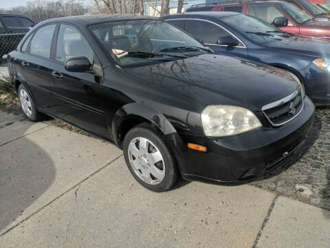 2006 Suzuki Forenza for sale at Kash Kars in Fort Wayne IN