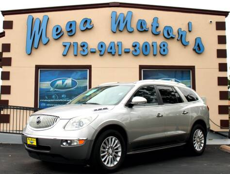 2008 Buick Enclave for sale at MEGA MOTORS in South Houston TX