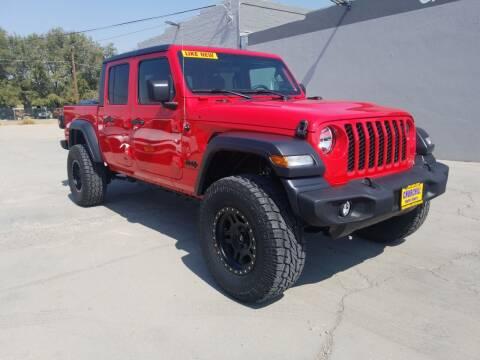 2020 Jeep Gladiator for sale at CHURCHILL AUTO SALES in Fallon NV