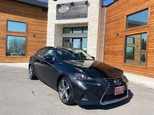 2017 Lexus IS 300 for sale at Hamilton Motors in Lehi UT