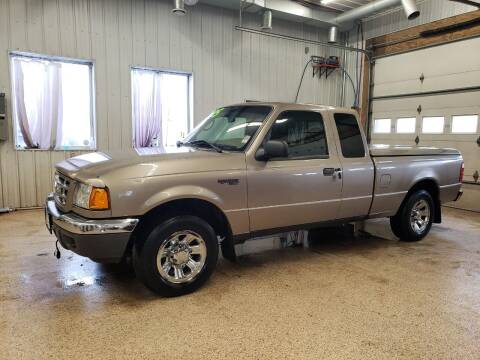 2003 Ford Ranger for sale at Sand's Auto Sales in Cambridge MN