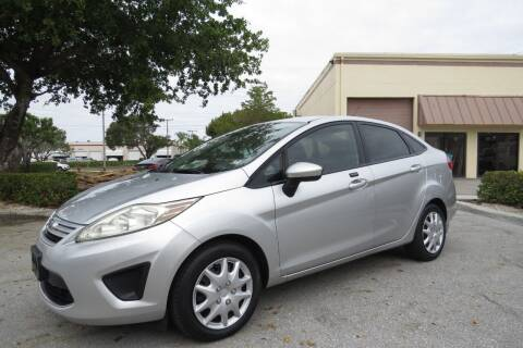 2011 Ford Fiesta for sale at Love's Auto Group in Boynton Beach FL
