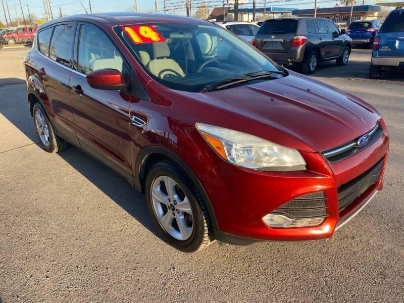 2014 Ford Escape for sale at HALEMAN AUTO SALES in San Antonio TX
