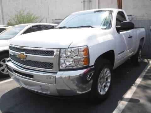 2013 Chevrolet Silverado 1500 for sale at Brown & Brown Wholesale in Mesa AZ